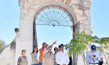 ¡Supervisa el gobernador obras públicas con una inversión de 92mdp en beneficio de los habitantes del sur de la ciudad!