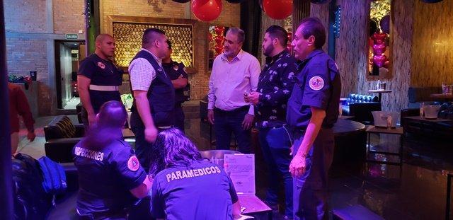 ¡Supervisa Protección Civil Municipal que establecimientos cuenten con medidas de seguridad!