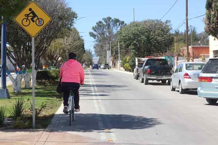 ¡Padrón de bicicletas es integrado por el Ayuntamiento de Pabellón de Arteaga!