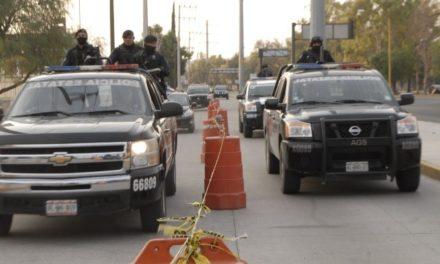 ¡3 robacoches de Zacatecas fueron detenidos en Aguascalientes en un auto hurtado!