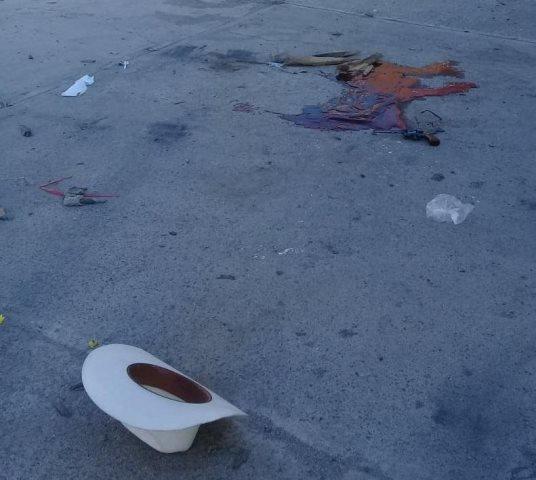 ¡Ancianito se quitó la vida de un disparo en la cabeza en Aguascalientes!