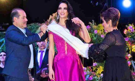 ¡Vianey I es electa Reina de la Feria Nacional de San Marcos Aguascalientes 2019!