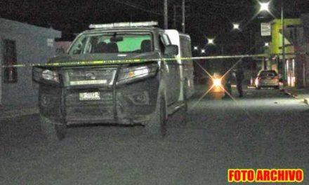 ¡Triple ejecución en la Zona Centro de Valparaíso, Zacatecas!