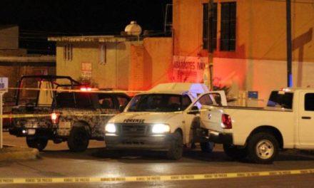 ¡Frente a un CENDI ejecutaron a un joven en Guadalupe!