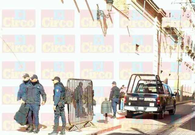 ¡Comando armado agredió y golpeó a 2 policías municipales de Lagos de Moreno!