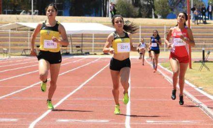 ¡Todo listo para la Etapa Estatal de Atletismo rumbo a la Olimpiada Nacional 2019!