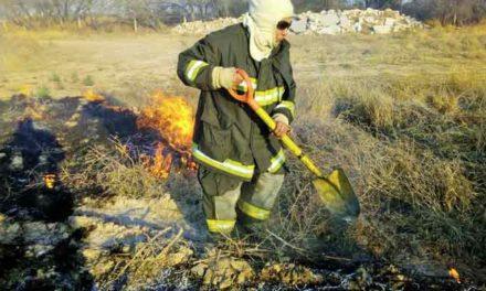 ¡Bomberos de Jesús María se mantienen alerta para atender incendios y contingencias!