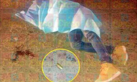 ¡Ejecutaron a un hombre en plena Zona Centro de Lagos de Moreno!