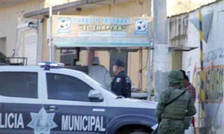 ¡Vendedor de tostadas fue ejecutado en su negocio en Morelos, Zacatecas!