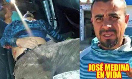 ¡Comerciante fue ejecutado a balazos a bordo de su automóvil en Aguascalientes!