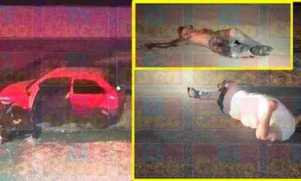 ¡Ejecutaron a 2 jóvenes a balazos en Encarnación de Díaz!
