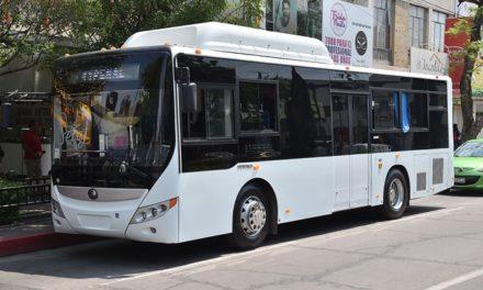 ¡Gobierno del Estado dará inicio a la modernización de su parque vehicular con 53 nuevas unidades para transporte público seguras, inclusivas y sustentables!