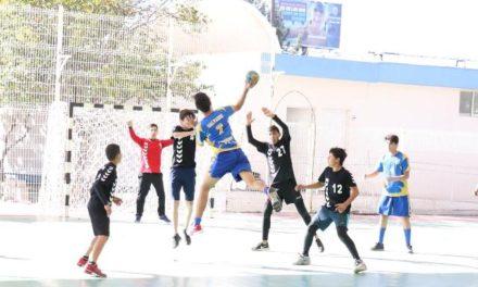 ¡Aguascalientes recibe a Colima en fogueo de handball!