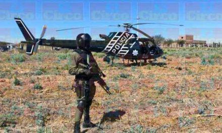 ¡Enfrentamiento entre militares y delincuentes en Jalostotitlán!