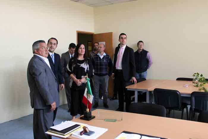 ¡Labor de la JLCyA contribuye a conservar la estabilidad y paz laboral en la entidad!