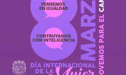 ¡Prepara el Gobierno de Jesús María actividades para conmemorar el Día Internacional de la Mujer!