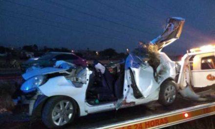 ¡2 jóvenes de Aguascalientes murieron tras espantoso accidente en León!