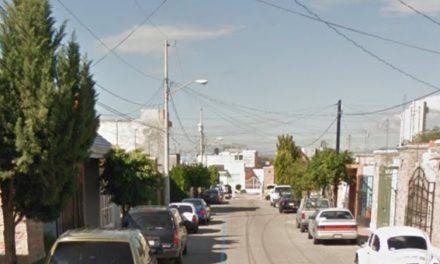 ¡4 pistoleros consumaron un violento asalto domiciliario en Aguascalientes!