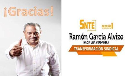 ¡Alvizo, del grupo de Heriberto Gallegos, es nuevo líder del SNTE!