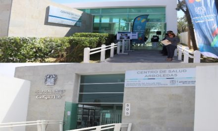 ¡En lo que va la actual administración estatal se han construido tres nuevos centros de salud para beneficiar a más de 44 mil personas!