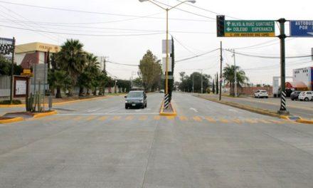 ¡Invierte Tere Jiménez 308 millones en colocación de concreto hidráulico!