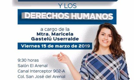 ¡Invita Ayuntamiento a conferencia en conmemoración del Día Internacional de la Mujer!