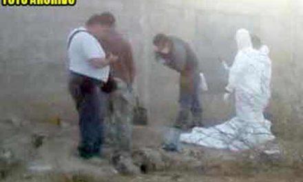 ¡Hallaron a 2 hombres ejecutados y descuartizados en Guadalupe!