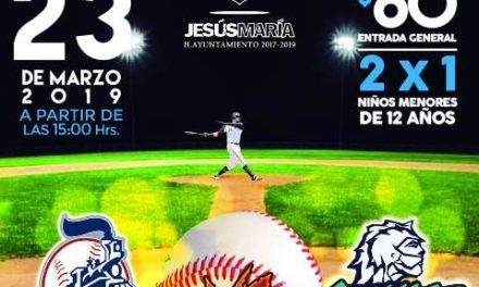 ¡El Rey de los Deportes regresa a Jesús María!