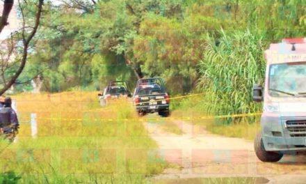 ¡Identificaron a uno de dos hombres ejecutados en el arroyo del Guaricho desde el 2018 en Lagos de Moreno!