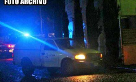 ¡Joven taxista fue ejecutado en el auto de alquiler en Guadalupe, Zacatecas!