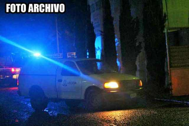 ¡Ex policía municipal de Fresnillo se suicidó clavándose un cuchillo en el corazón!
