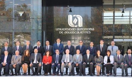 ¡Aguascalientes sede del Consejo Regional Centro Occidente de la Asociación Nacional de Universidades e Instituciones de Educación Superior!