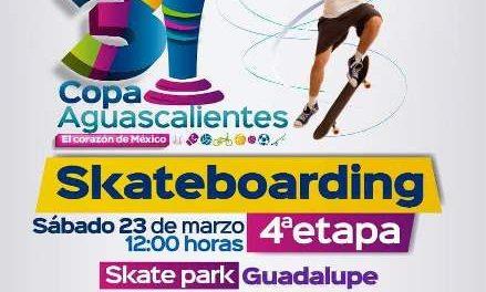 ¡Invita Municipio a Torneo de Skateboarding!