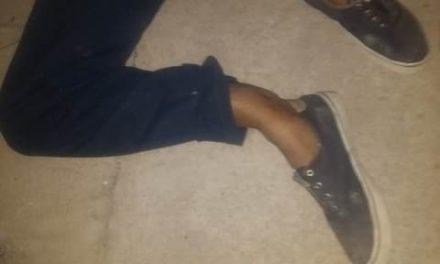 ¡Ladrón se fracturó un tobillo al pretender robar en una casa en Aguascalientes!