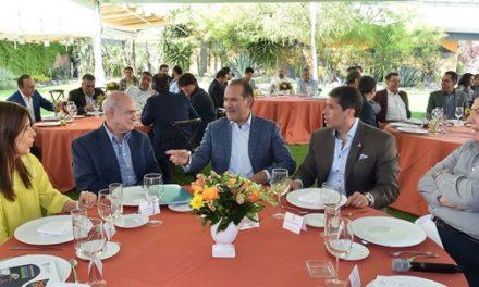 ¡Aguascalientes mantendrá su ruta de crecimiento mediante el fomento a la educación y la promoción económica!