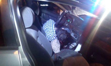 ¡Motociclista mató a un automovilista en Aguascalientes!