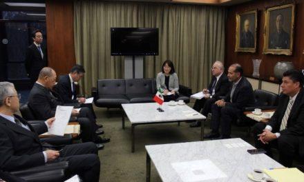 ¡Gobierno Estatal y Cámara de Industria japonesa buscan inversiones para nuevos sectores!