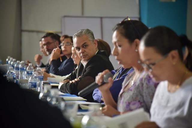 ¡Presenta el Gobierno de Jesús María los avances de obras al Comité de Desarrollo Municipal!