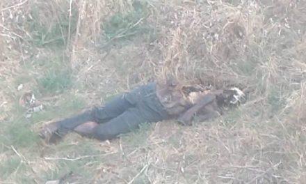 ¡Hallaron muerto y putrefacto a un hombre en Aguascalientes!
