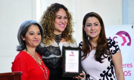 ¡Tere Jiménez reconoce labor de las mujeres empresarias!
