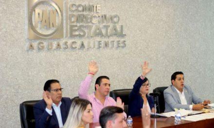 ¡Por unanimidad se aprueban las propuestas de las candidaturas de Calvillo y San José de Gracia!