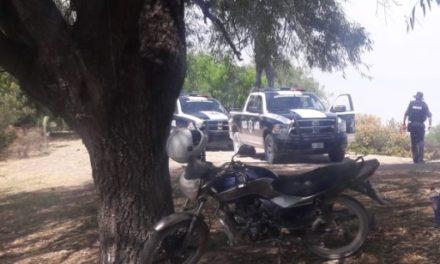 ¡Hombre de la tercera edad se quitó la vida colgándose en un árbol en Aguascalientes!