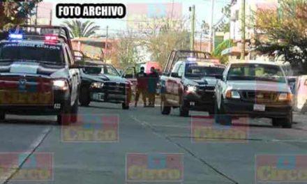 ¡Tras balacera detuvieron a 5 abigeos en Encarnación de Díaz!