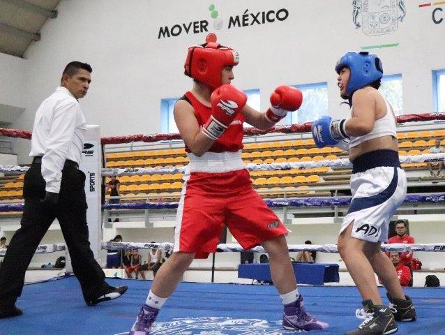 ¡Boxeadores hidrocálidos preparados para combatir en la etapa regional de la ON 2019!