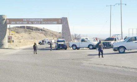 ¡Ejecutaron y descuartizaron a tres jóvenes en Vetagrande, Zacatecas!