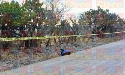¡Ya identificaron al hombre ejecutado a balazos camino a Las Mangas en Lagos de Moreno!