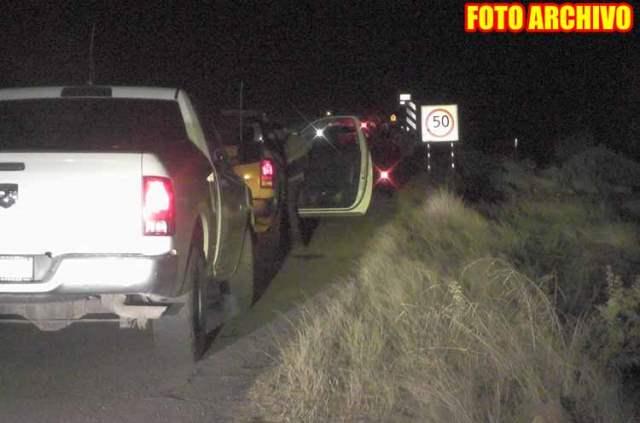 ¡Menor de edad fue ejecutado y tirado en una carretera en Pánuco!