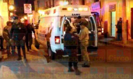 ¡Hombre fue herido de 2 balazos tras una riña familiar en Ojuelos!