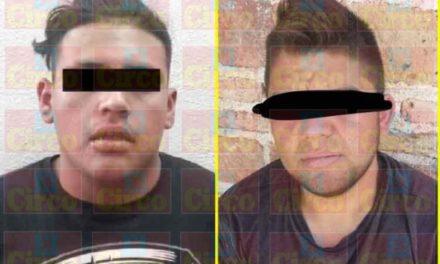 ¡Detuvieron a 2 sujetos que asesinaron a otro en Lagos de Moreno!