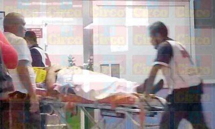 ¡Grave joven empleado atropellado por una patrulla de la Policía Municipal en Encarnación de Díaz!